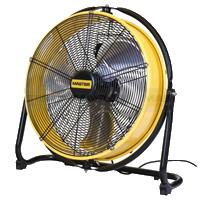 Ventilátorok, léghűtők